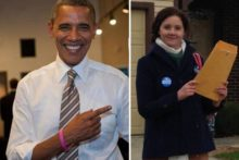 JMU Journalism graduate Helen Dodd's remarkable tale of how she helped Barack Obama get re-elected after campaigning in Ohio.