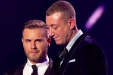 Christopher Maloney has finished third in the X Factor final, after getting the fewest votes in the first part of the show's climax.