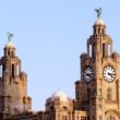 Liverpool's iconic waterfront landmark, the Royal Liver Building, has been sold in a deal worth £48m.