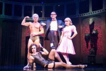 Cult musical, the Rocky Horror Show made its way to Liverpool this week on its 40th anniversary tour.