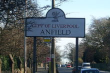 A new-look high street in Anfield has received backing from the public.