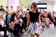 The UK's biggest fashion show outside of London kicks off in town, returning for a sixth consecutive year.