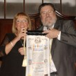 """Ricky Tomlinson tells JMU Journalism he is """"overwhelmed"""" after being awarded the 'Freedom of Liverpool'."""