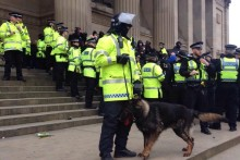 Liverpool Mayor Joe Anderson has demanded new powers to ban 'far-right' rallies in the city, following violent scenes at the weekend.