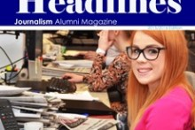 Read the success stories of some of our graduates in the first issue of our alumni 'Headlines' magazine.