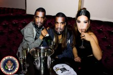 Fans of Kanye West are invited to an unusual night dedicated to the international rapping sensation.