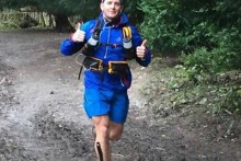 A West Kirby man has vowed to conquer the heat of the Sahara as he sets his sights on a gruelling charity run.