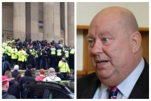 An emergency motion supporting the mayor's plea for increased powers over far-right protests in Liverpool was passed by the council.