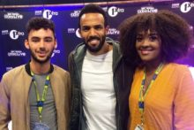 JMU Journalism goes backstage and reports from the BBC Radio 1Xtra Live show at Liverpool's Echo Arena.