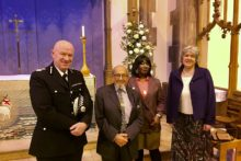Liverpool marked the start of National Hate Crime Awareness week with a special event put on by Merseyside Police.