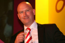 Liverpool-born politician Paul Nuttall launches his bid for the leadership of UKIP.