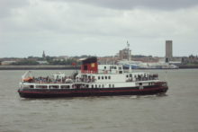 Boat lovers are appealing to the public to help restore an old Mersey Ferry.