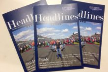The latest issue of Headlines, the LJMU Journalism department's magazine about graduates, is now live.