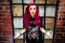 Wirral singer Bronnie Hughes has been announced as the support act for chart-toppers, Little Mix, at Prenton Park.