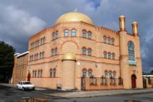 Toxteth based Al-Rahma Mosque opens its doors to the public as part of Visit My Mosque Day.