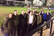 Marine FC was the destination for JMU Journalism Sport once again as our students got a taste of live match reporting.