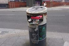 Liverpool City Council has welcomed the laws which will see an increase in fines for dropping rubbish.