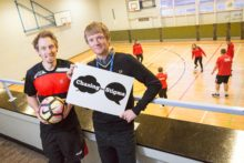 A 24-hour football match will raise money for a Liverpool-based mental health charity.