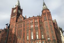 The University of Liverpool is facing criticism over academic sanctions for students failing to pay their rent.