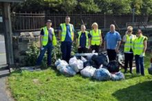 Members of the Bootle community are crowdfunding to raise money to clean up their local area.
