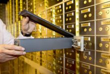 A new safety deposit box unit has opened in the Royal Liver Building.