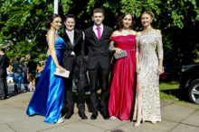 A school is appealing for donations of prom suits and dresses to stop pupils who can't afford them from missing out.