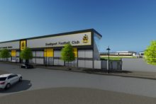 Southport FC have revealed proposals to revamp the Merseyrail Community Arena.