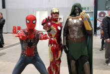 A world of bliss was created for comic book, sci-fi and Marvel fans as Comic Con returned to Liverpool.