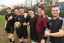 Level 3 stayed on course for a title-hat-trick by beating Level 2 in the JMU Journalism World Cup semis.