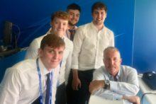 Students had a behind-the-scenes look at one of sport's iconic venues, and met cricket legend Sir Ian Botham when they visited Lord's.