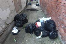 Liverpool's dirtiest areas may be fitted with underground bins in a bid to tackle its rubbish and rat problem.