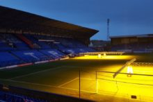 The 'Kip on the Kop' brought people to Tranmere Rovers to help tackle homelessness.