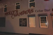 A Wirral bar played host to one of a number of Halloween themed events being held locally.