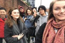 JMU Journalism joins in with a 72-hour filming challenge with students from Shanghai Normal University.