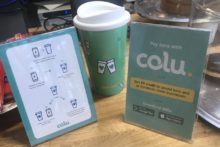 Coffee shops in town are backing a new initiative which aims to cut down on plastics.