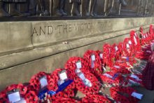 Services were held across Merseyside on Remembrance Sunday on the 100th anniversary of the WWI Armistice.