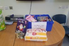 A new appeal to the generosity of Scousers has been made for donations of food and essential items.