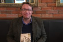A Liverpool university professor has published a new book which paints a vivid portrait of Armistice Day.