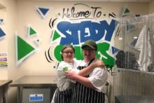 A school for adults with learning difficulties and disabilities is helping to teach cookery skills.