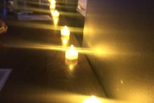 A candlelight vigil to remember those who have been lost due to addiction was held at The Brink.