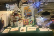 Organisers celebrated a decade of the Winter Arts Market at the Anglican Cathedral.