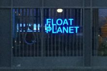 A flotation therapy centre has become the first of its kind to open in the city.