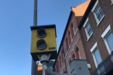 A new type of camera has been introduced onto roads in Merseyside to catch speeding motorists.