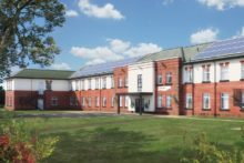 The launch of a new adult care home in Liverpool is set to create more than 150 jobs in the area.