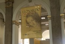 Drawings by Renaissance master Leonardo da Vinci are now on display at the Walker Art Gallery.
