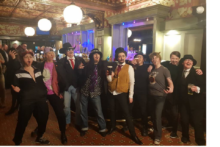 A workshop catering to a group of women known as 'drag kings' makes its debut at Liverpool's Lisbon Pub.