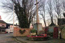 A Warrington war memorial will be refurbished with grants of close to £10,000.