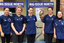 A new partnership between the Big Issue and the University of Liverpool aims to help vulnerable pets locally.