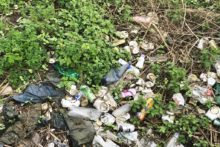 A crackdown on litter has been launched in Warrington to tackle the problem of rubbish being left in streets.