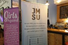 International Women's Day was celebrated at LJMU with its first fair to mark the occasion.